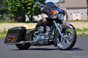 IronWorks - Cycle Fab's Big Bagger - 2010