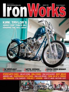 IronWorks May/June 2004 Cover